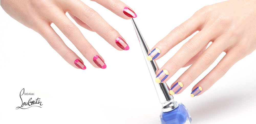 Christian Louboutin Manicure Forever Campaign