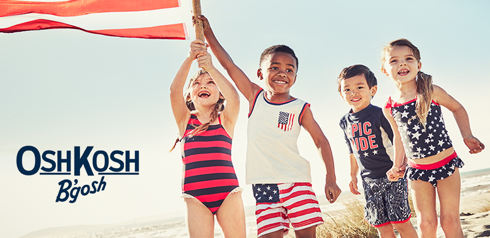 © OshKosh | Carters | Spring Campaign 2016